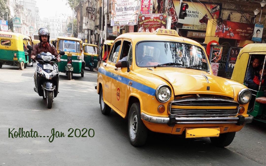 Day 1 in Kolkata