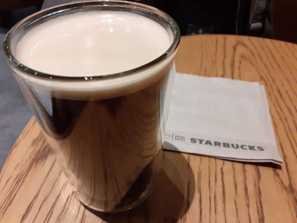 Nitrobrew from Starbucks
