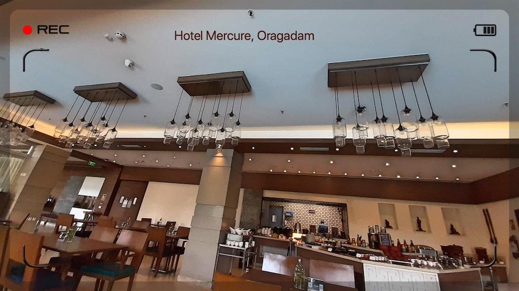 Hotel Mercure, Oragadam
